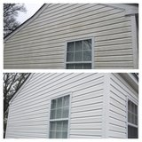 pressure washing all year around in Camp Lejeune, North Carolina