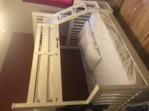 Bunk beds in Fort Riley, Kansas