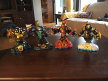 Skylanders Figures in Plainfield, Illinois