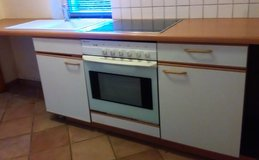Kitchen Cabinets with Sink and Stove in Ramstein, Germany