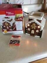 Gingerbread House Scented Wax Warmer in Naperville, Illinois