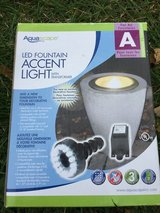 NEW IN BOX LED AQUASCAPE ACCENT LIGHT in Plainfield, Illinois