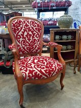 old french arm chair (Fautuiel) in Ramstein, Germany