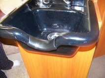 SHAMPOO BOWL WITH CABINET in Yucca Valley, California