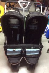 Valco Baby Double Stroller in Hemet, California