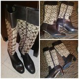 authentic coach boots in Fort Campbell, Kentucky