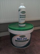 Wet fix 10kg artificial grass adhesive and harder in Lakenheath, UK