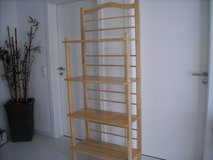 Wooden baker's rack - PCS sale in Ramstein, Germany