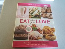 Eat what you Love Cookbook in Fort Polk, Louisiana