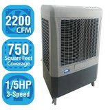 Hessaire MC37M Mobile Evaporative Cooler New/Factory Sealed Box in Lockport, Illinois