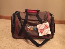 Spalding Duffel / Gym Bag - NEW With Tags in Lockport, Illinois