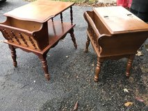 Wood tables in Bolingbrook, Illinois