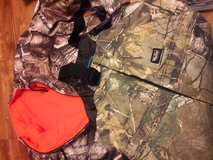 REDUCED Hunting youth overalls and jacket in Aurora, Illinois