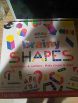 Brainy shapes set in Camp Lejeune, North Carolina