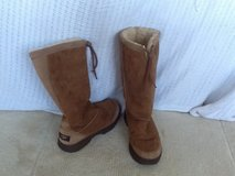 UGG tall camel color boots in Okinawa, Japan