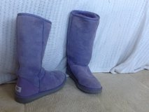 UGG lilac tall boots in Okinawa, Japan