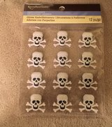 Skull Embellishments in St. Charles, Illinois