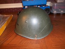 WW2 HELMENT in Perry, Georgia