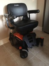 Pride Power Chair in Glendale Heights, Illinois