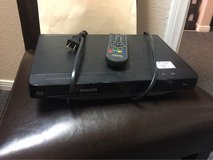 Phillips DVD Player w remote in Yucca Valley, California