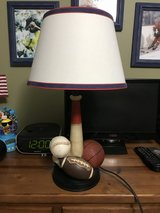 Sports lamp in Glendale Heights, Illinois
