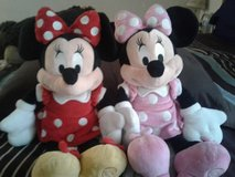 Minnie Mouse in Travis AFB, California