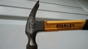 Stanley hammer in Fort Campbell, Kentucky