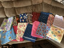 Different assorted fabric in Warner Robins, Georgia