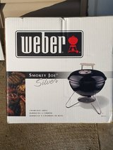 Weber Smokey Joe grill in Oswego, Illinois