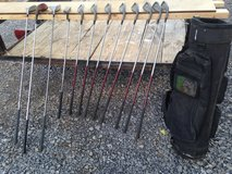 Full Set of Golf Clubs & Delux Bag in Hopkinsville, Kentucky