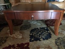 : ). Beautiful Cherry Wood Coffee Table in Naperville, Illinois