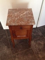 Two French Antique Night Stands and Dresser in Ramstein, Germany