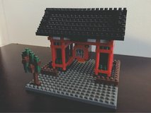 LEGO Asakusa Temple in Okinawa, Japan