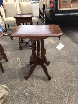 French end table in Kingwood, Texas