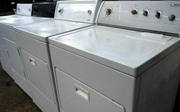Dryer and Washer Units - $120 in Camp Pendleton, California