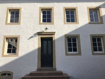 newly renovated historic farm house with big front yard in Nattenheim in Spangdahlem, Germany