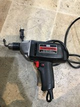 """Power drill. Craftsman 3/8"""". Good condition. in Travis AFB, California"""