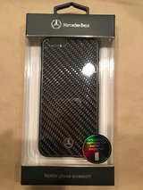 IPhone 6/6s carbon fiber Mercedes phone case in Aurora, Illinois