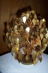 Vintage Gold Leaf wire and Money Tree in Conroe, Texas