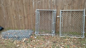 Fencing and gates in Fort Riley, Kansas