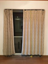 offbase curtains Japanese style in Okinawa, Japan