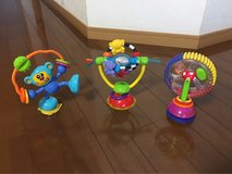 Table top toys in Okinawa, Japan