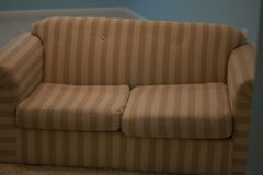 Couch w/ slipcover in Camp Lejeune, North Carolina