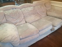 sofa:  3-person  and 2-person couches. Good condition in Byron, Georgia