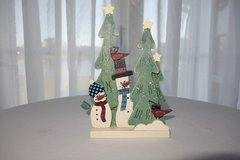 Various Christmas Items in Cherry Point, North Carolina