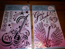 Guitar decals in Spring, Texas