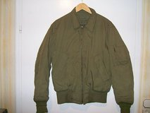 Jacket Cold Weather   Medium Long  Tank Jacket Rare !!! in Ramstein, Germany