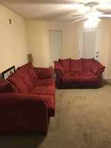Sofa and Loveseat in Beaufort, South Carolina