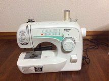 Brother sewing machine (almost new) in Okinawa, Japan