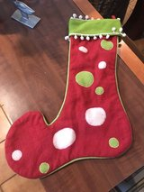 Christmas stocking - large in Kingwood, Texas